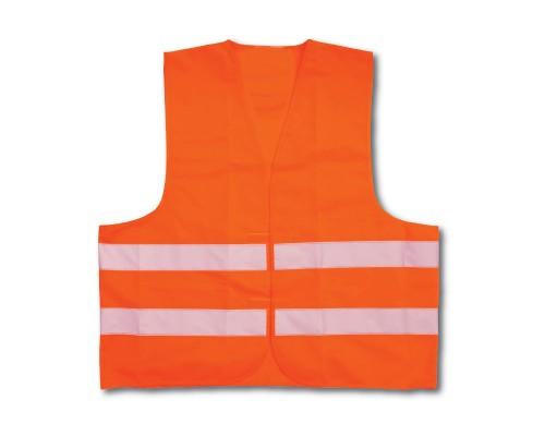 Жилет аварійний, помаранчевий, LA 171604