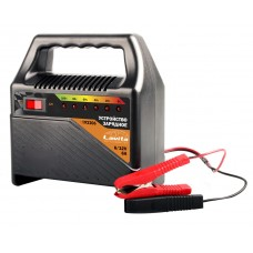 Зарядное устройство 6 А, 6-12 В LED LA 192206