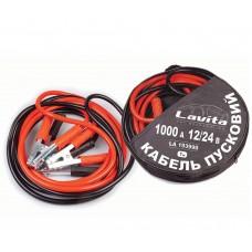 Пусковой кабель 1000 A, 7 м. LA 193990