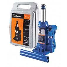 Домкрат гидравлический бутылочный, 2 т, 148-278 мм, пластиковый кейс LA JNS-02PVC