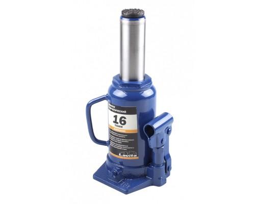 Домкрат гідравлічний пляшковий 16 т, 220-420 мм LA JNS-16
